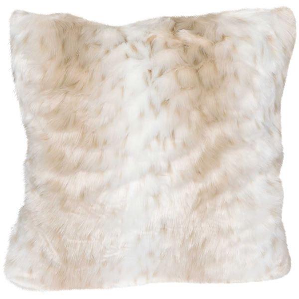 Aslan Faux Fur Pillow