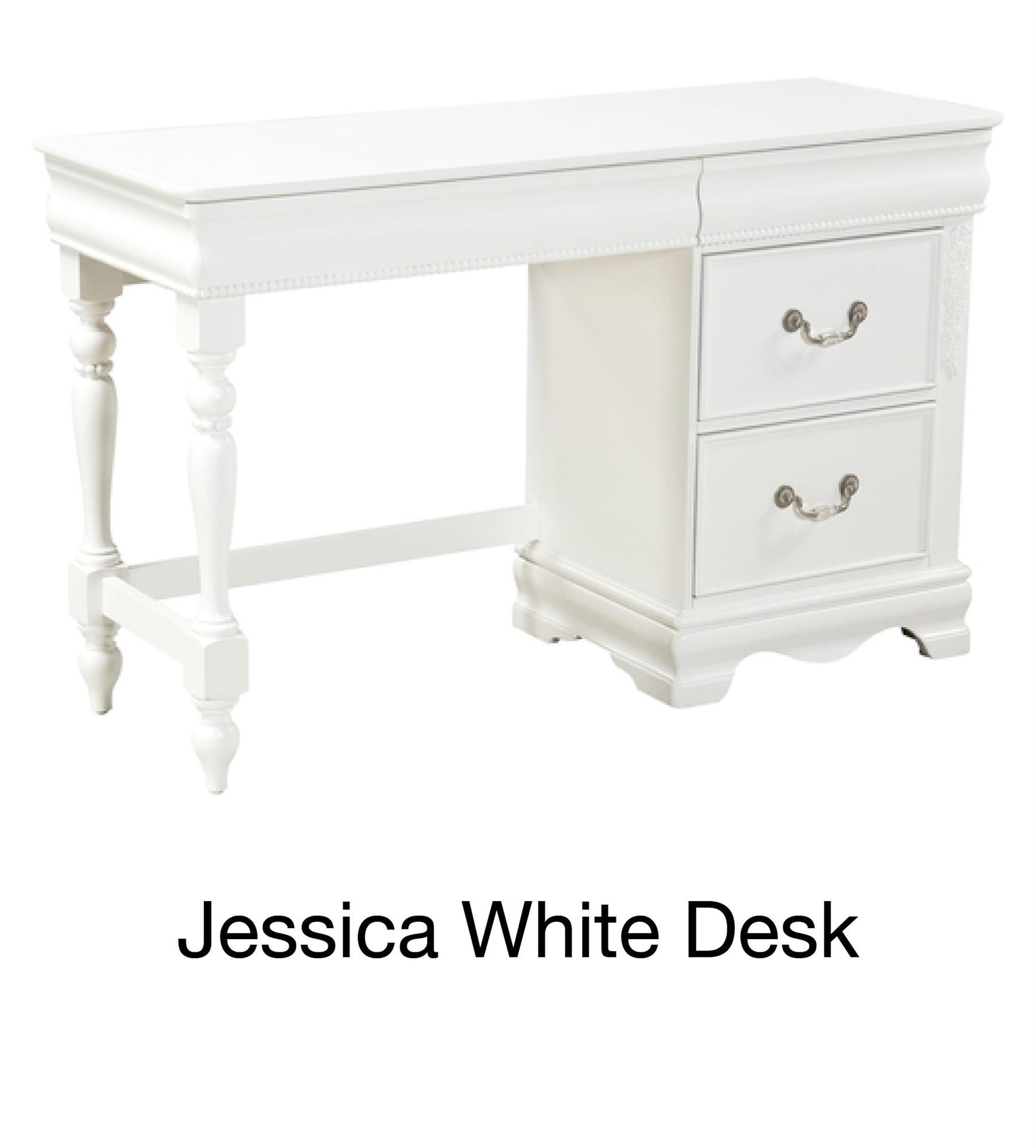 Jessica White Desk