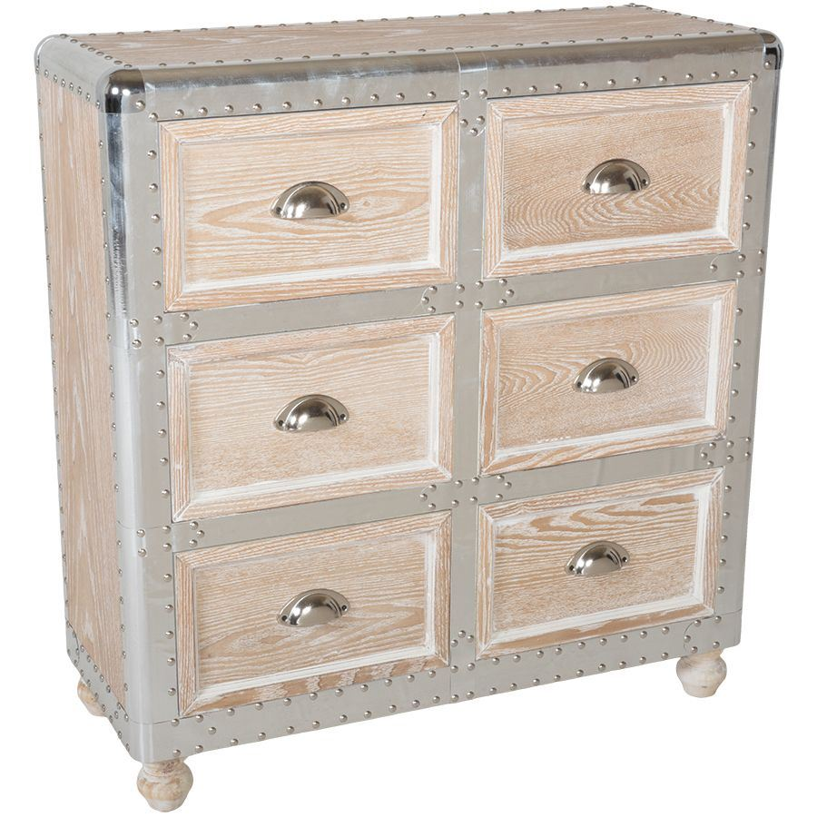 Industrial Accent Chest