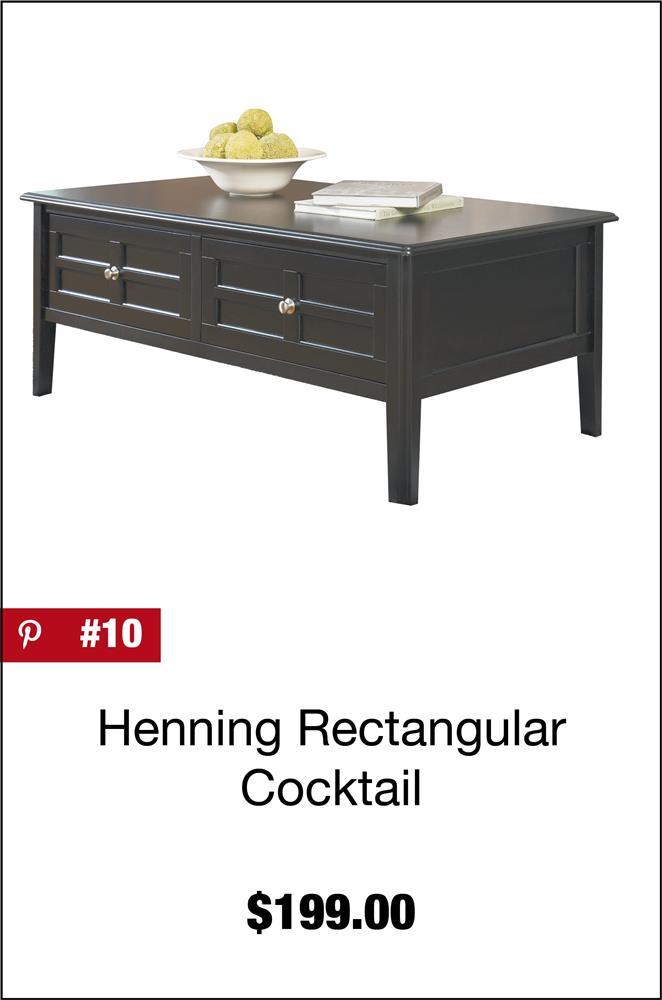 Henning Rectangular Cocktail Table
