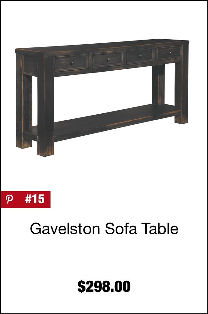 Gavelston Sofa Table