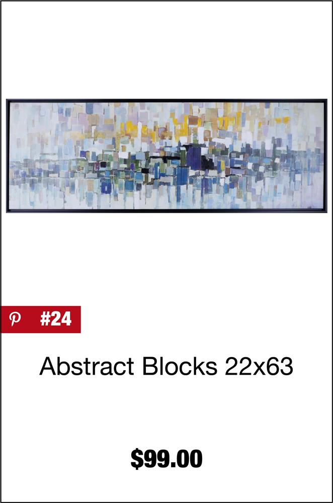 Abstract Blocks 22x63