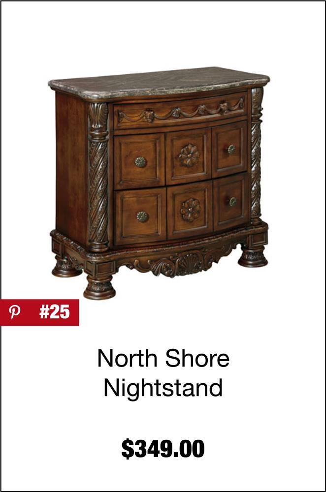 North Shore Nightstand