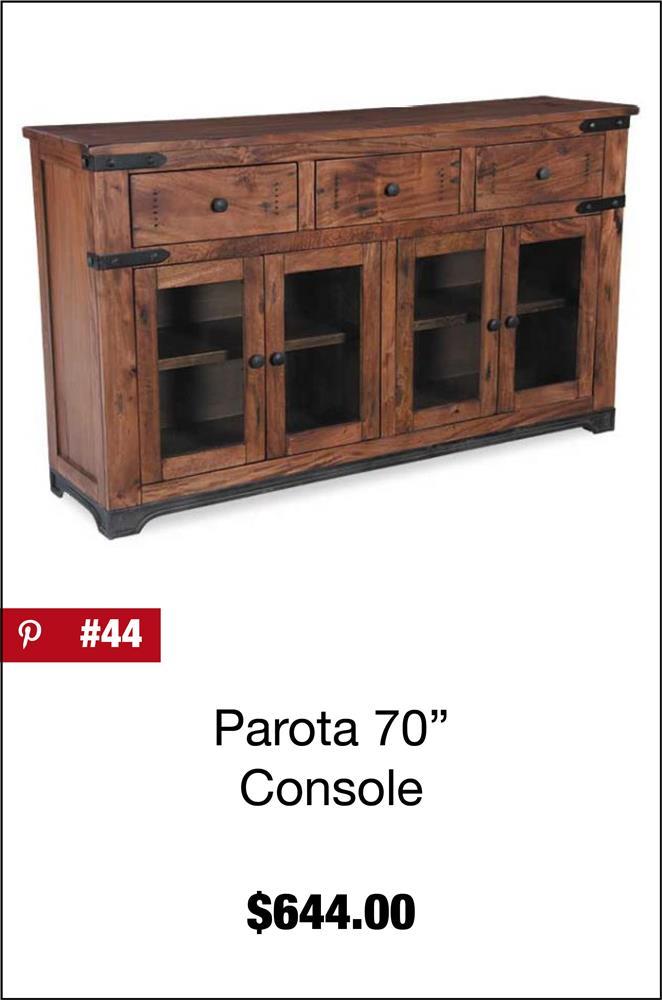Parota 70'' Console