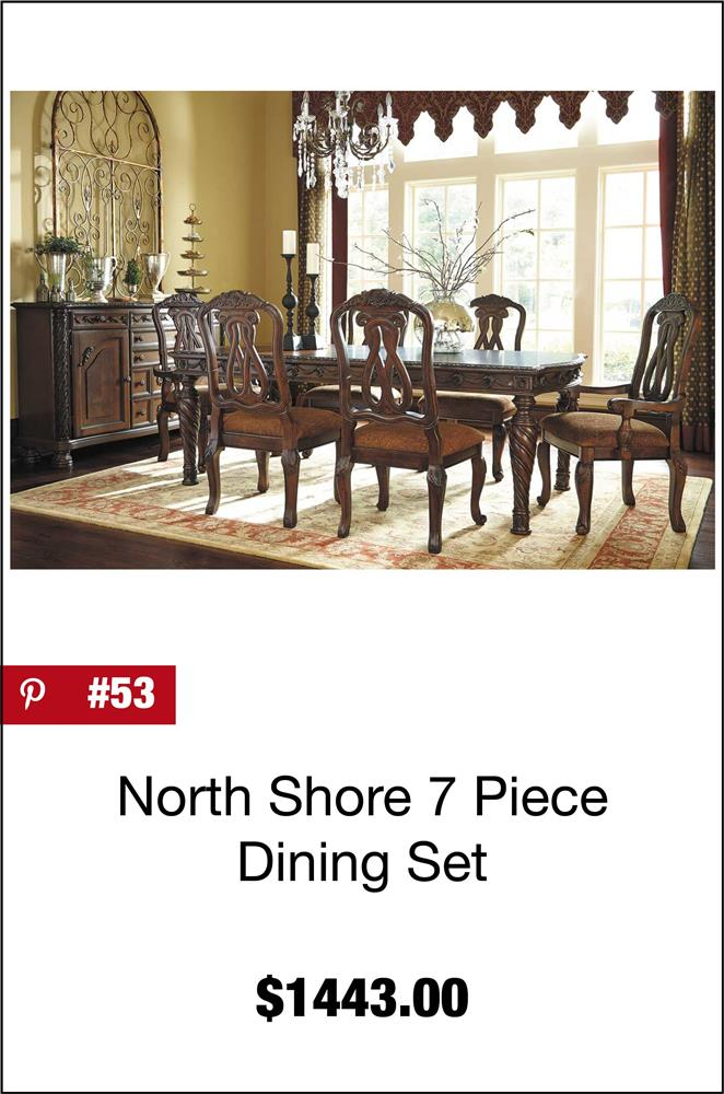 North Shore 7 Piece Dining Set