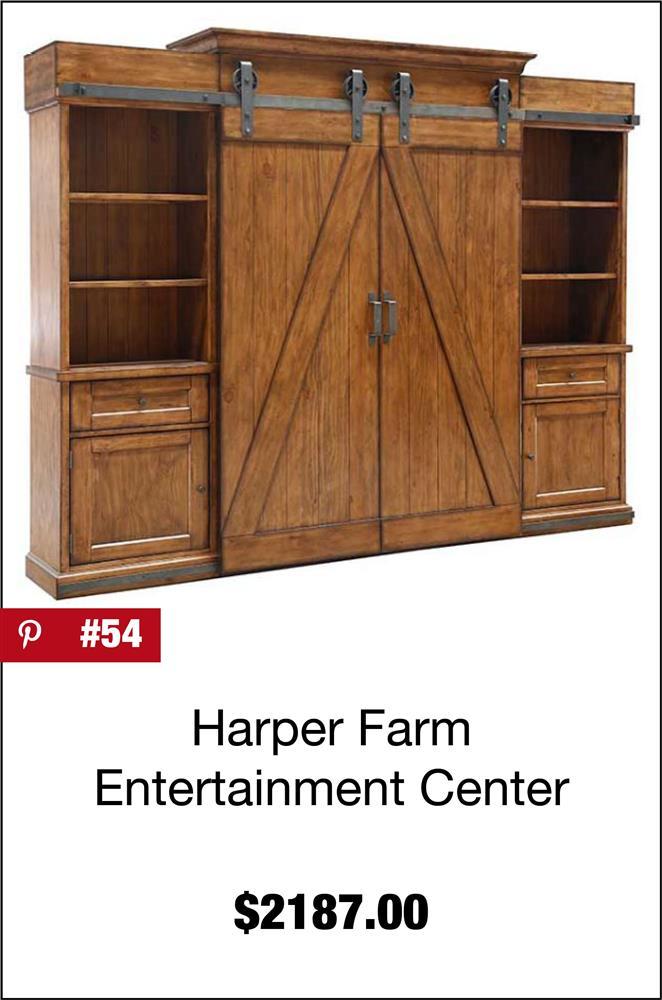Harper Farm Entertainment Center