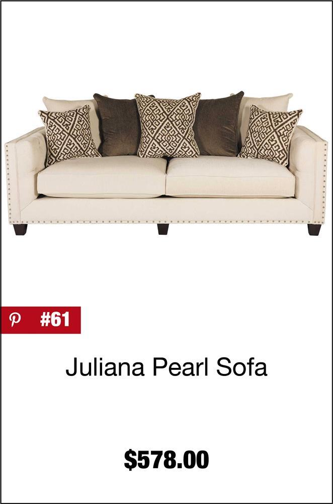 Juliana Pearl Sofa