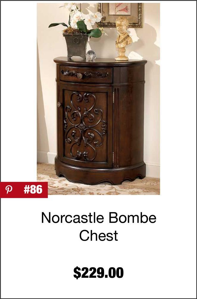 Norcastle Bombe Chest