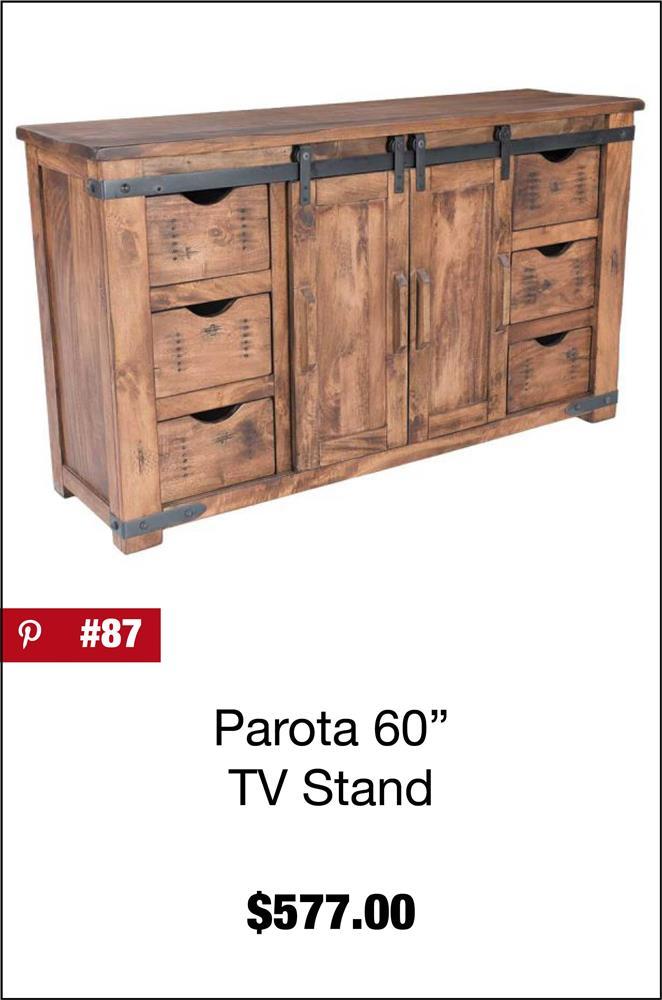Parota 60'' TV Stand