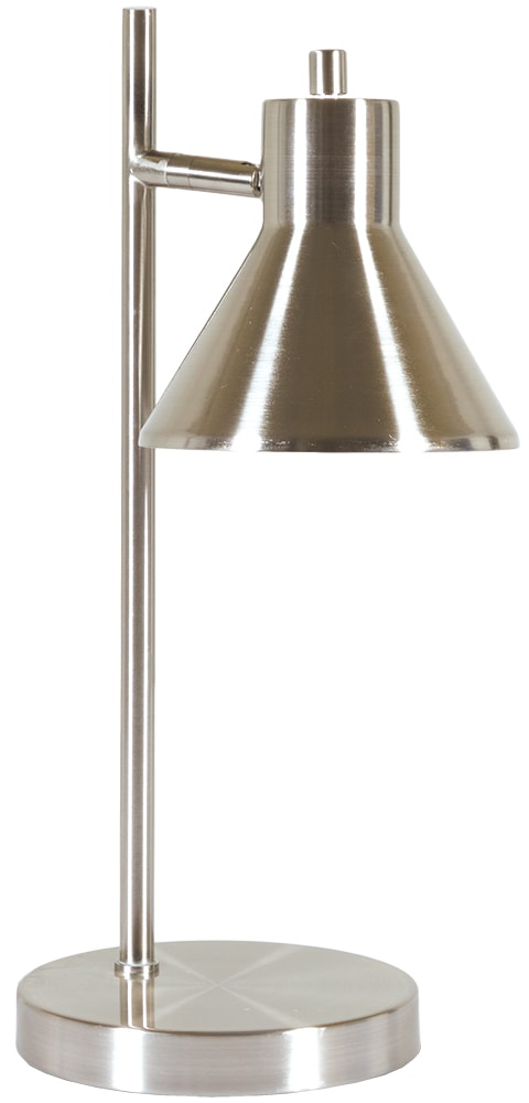 Ash Steel Desk Lamp
