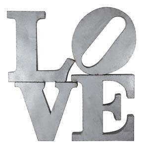 Love Metal Word