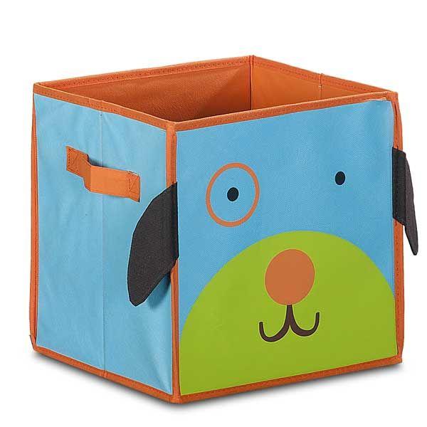 Puppy Dog Storage Bin
