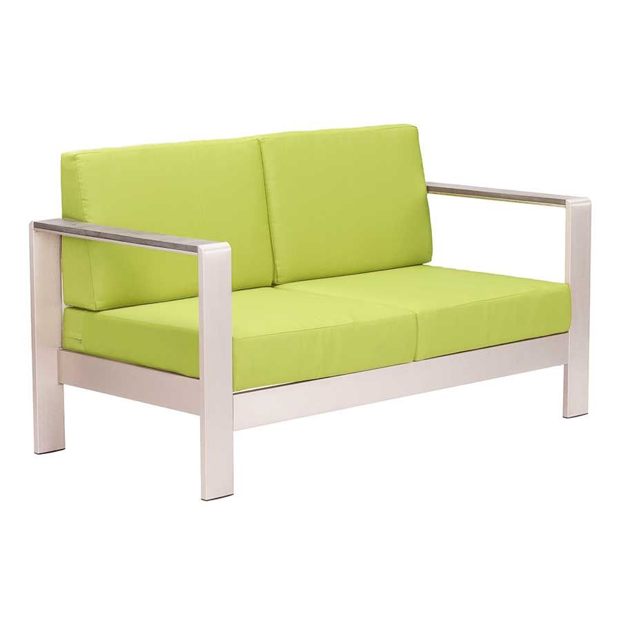 Cosmopolitan Sofa Cushion Green
