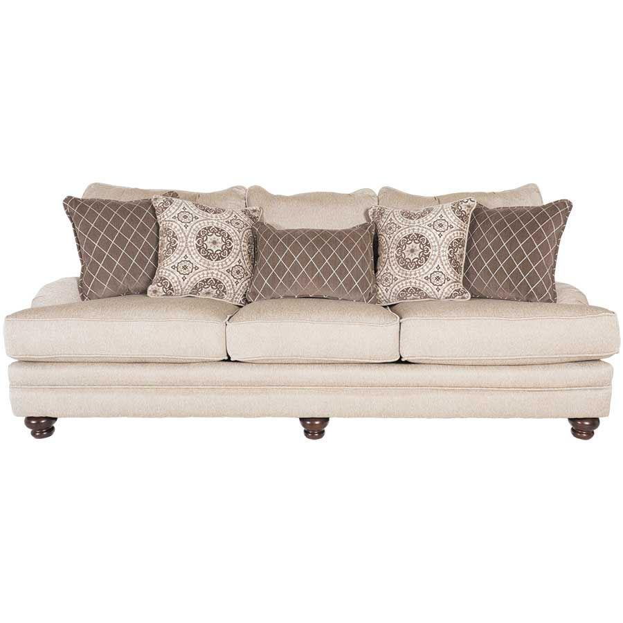 Milan Beige Sofa