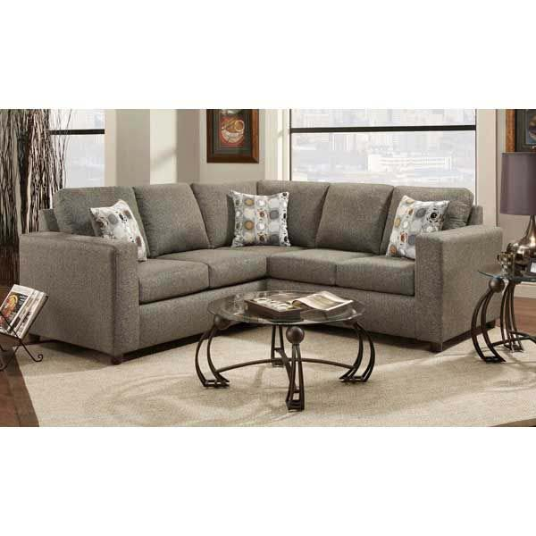 2PC Onyx Sectional