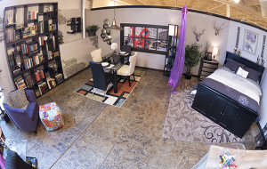 Industrial Loft Luxury Living Design