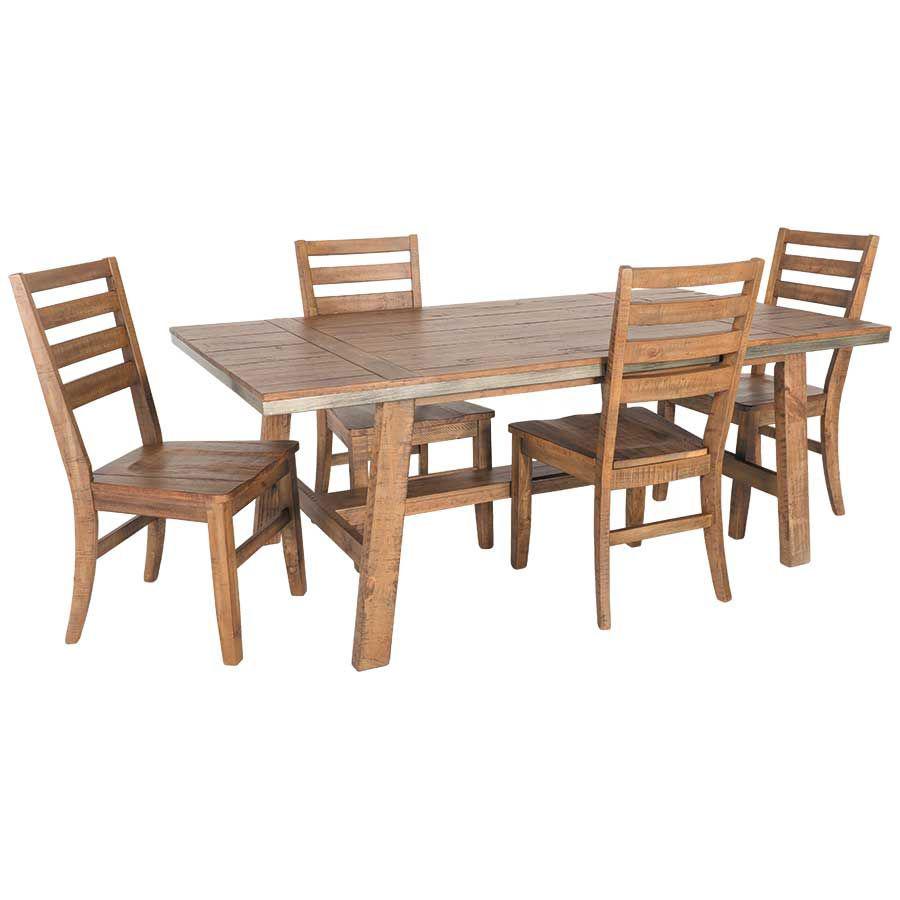 Dondie 5 Piece Dining Set