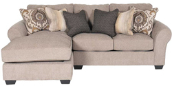 2 Piece Sectional with LAF Chaise