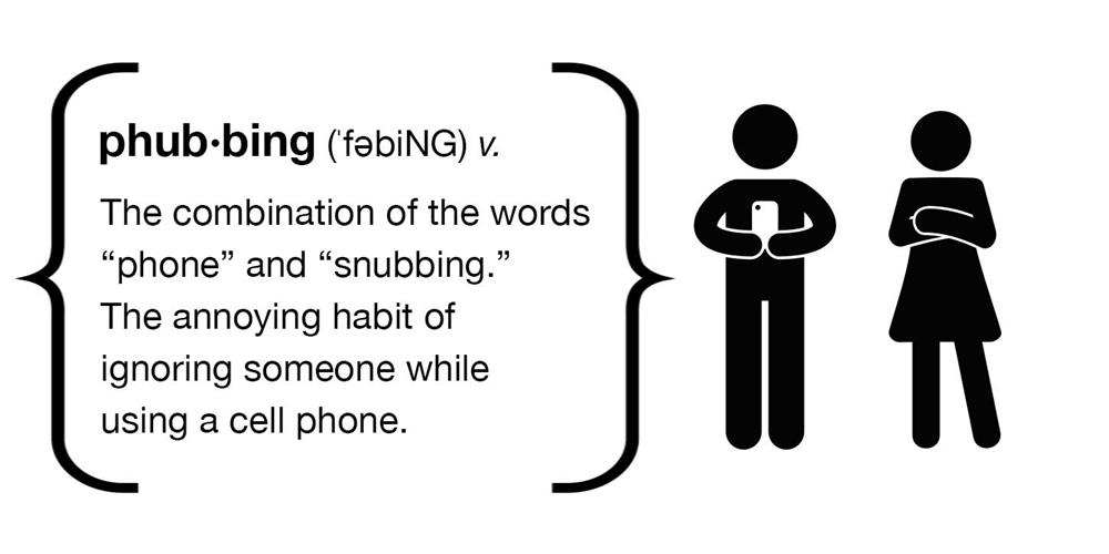 Phubbing Definition