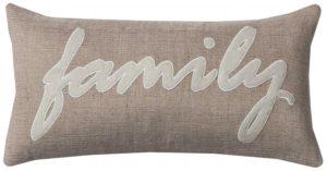 Family Kidney Pillow