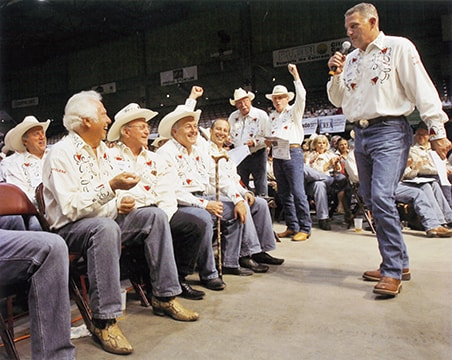 Jake and the Denver Rustlers at the Colorado State Fair Junior Livestock Auction