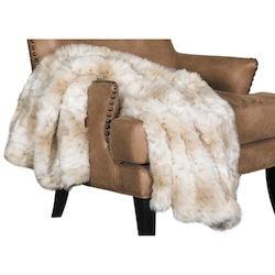 Aslan Faux Fur Blanket