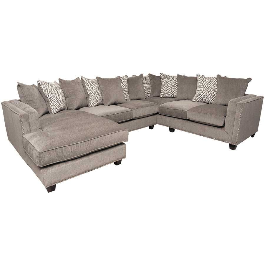 Juliana 3 Piece Sectional with LAF Chaise
