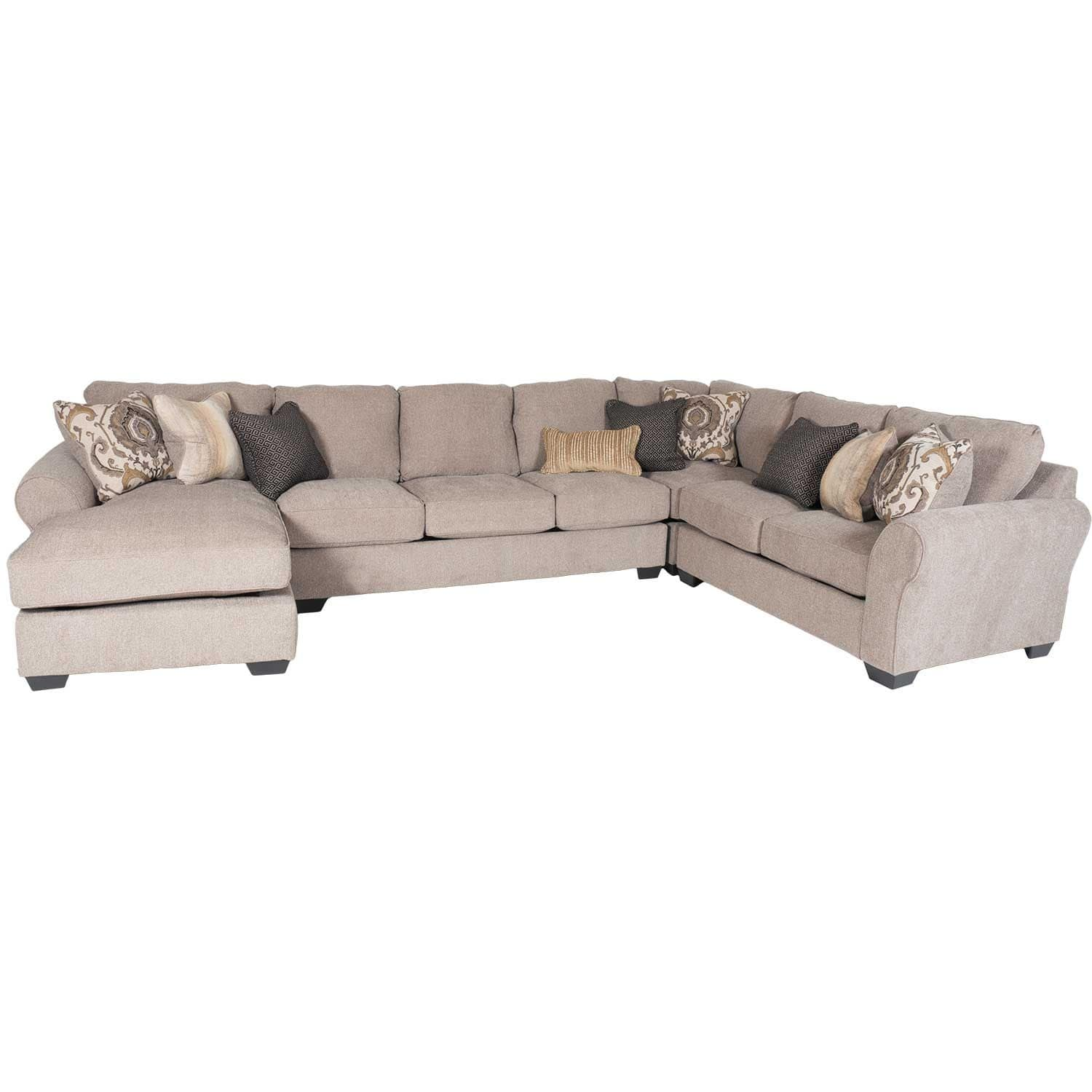 Pantomine 4PC with LAF Chaise Sectional