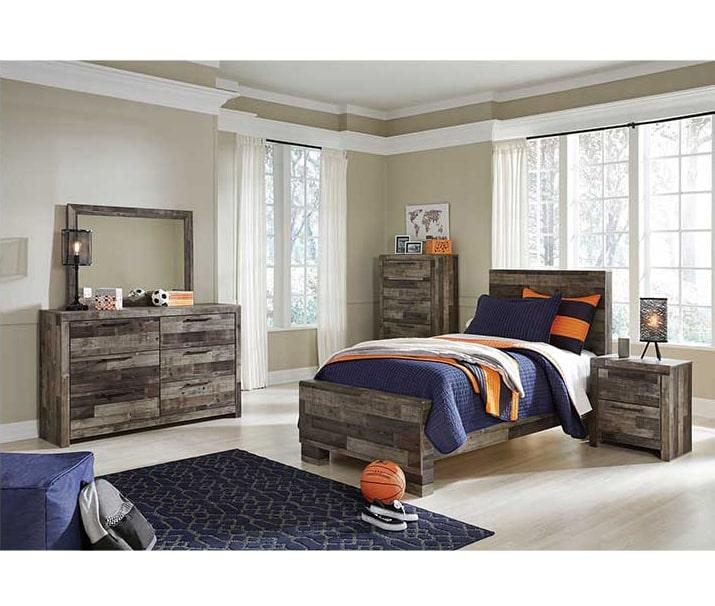 Derekson Bedroom