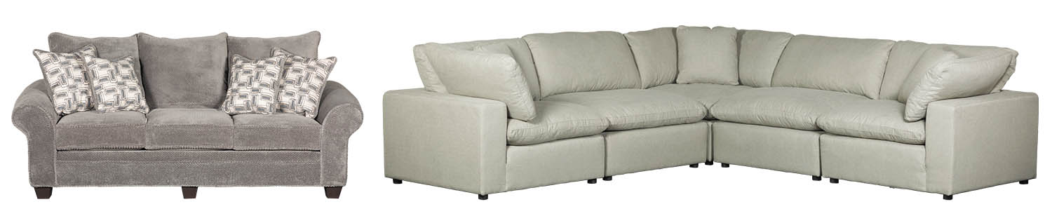 Sofa and sectional