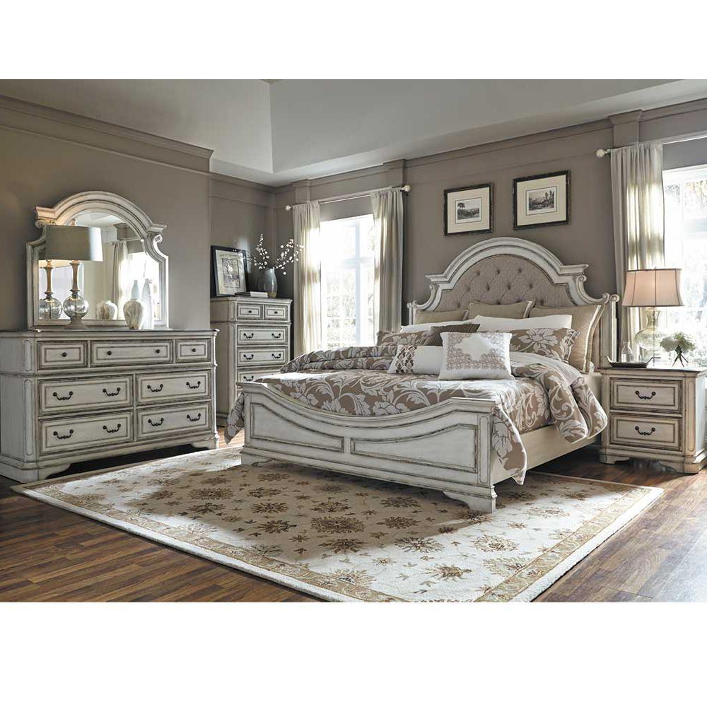 Magnolia Manor 5 Piece Bedroom Set
