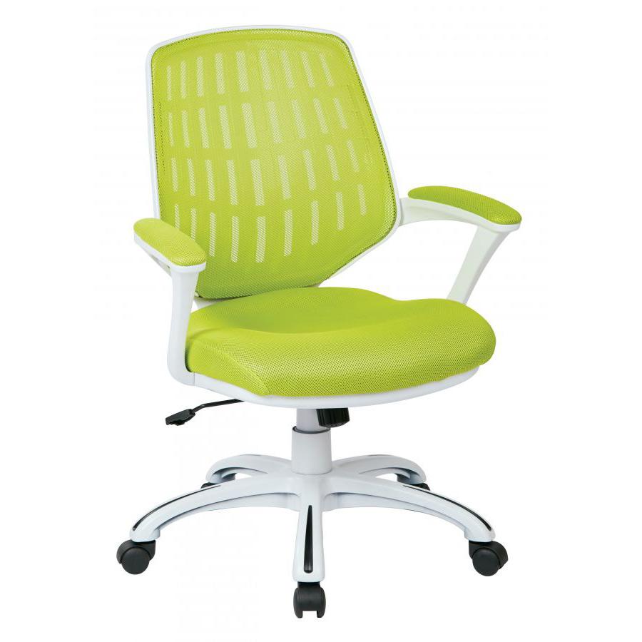 Calvin Green Mesh Office Chair