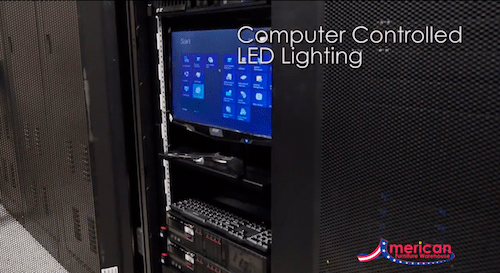 Computer-controlled lighting