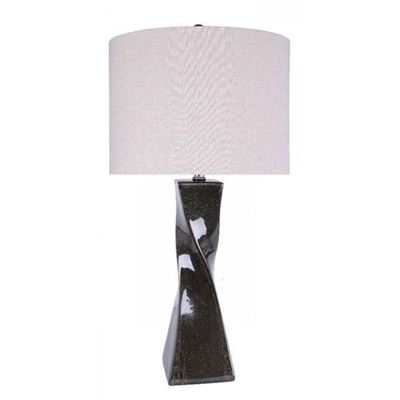 Picture of Java Ceramic Table Lamp 28 In