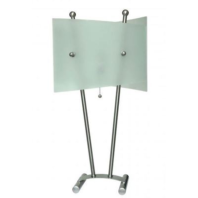 Picture of Layered Glass Table Lamp