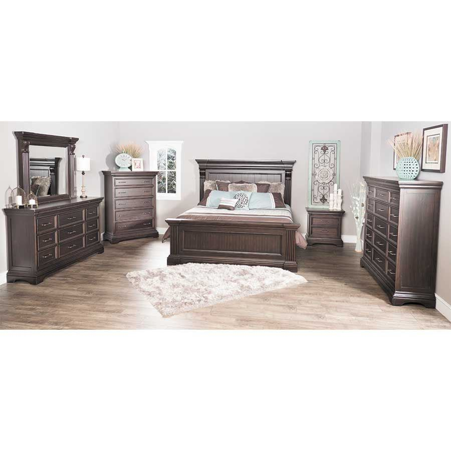 Picture of Caldwell Queen Bed