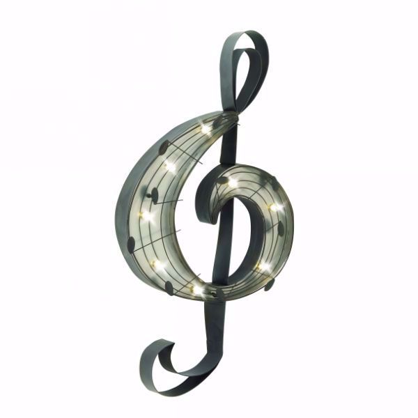 Picture of Led Musical Note