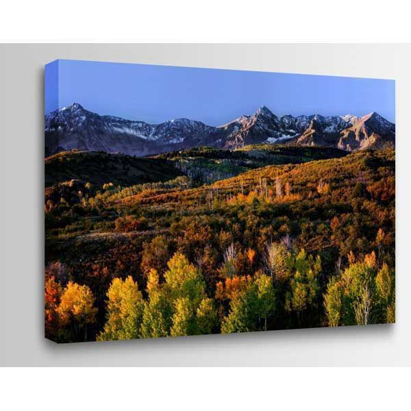 Picture of The Great Dallas Divide 48x32 *D