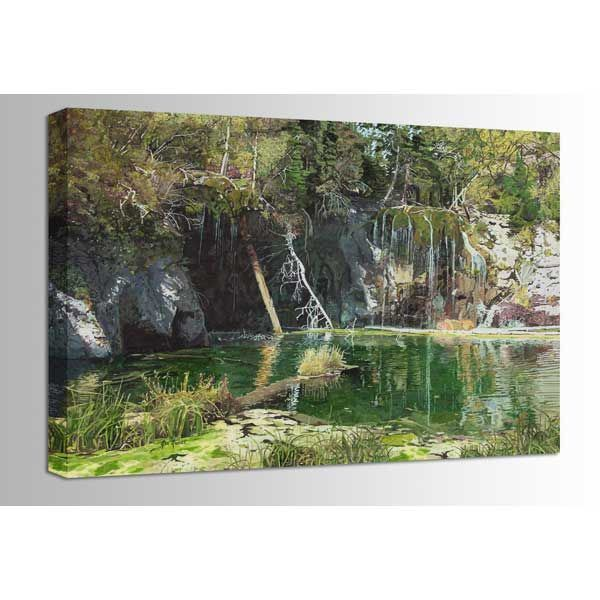 Picture of Hanging Lake 48x32 *D