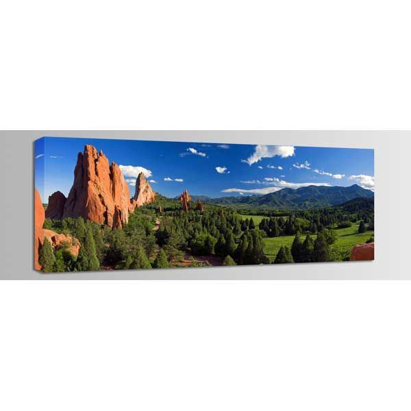 Picture of Pano Garden of the Gods 60x20 *D