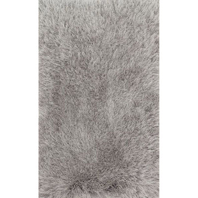 Picture of Orland Silver Shag 7x9 Rug