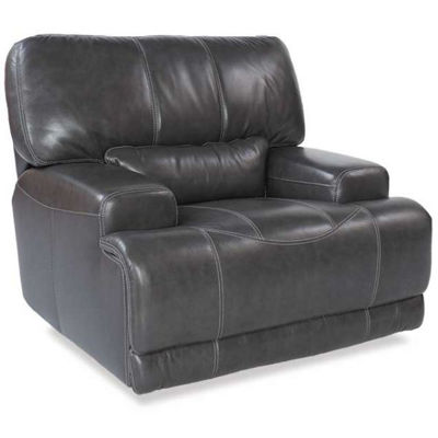 Picture of Gear Charcoal Leather Power Recliner