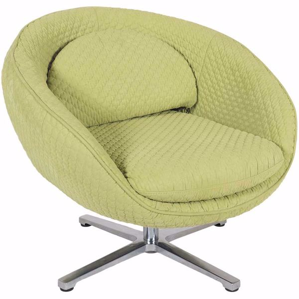 Picture of Luna Lime Swivel Chair
