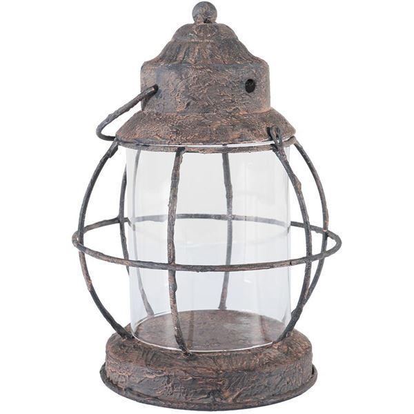 Picture of Rustic Metal Lantern