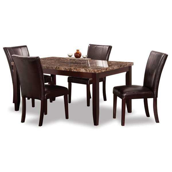 Picture of Ferrara 5 Piece Dining Set