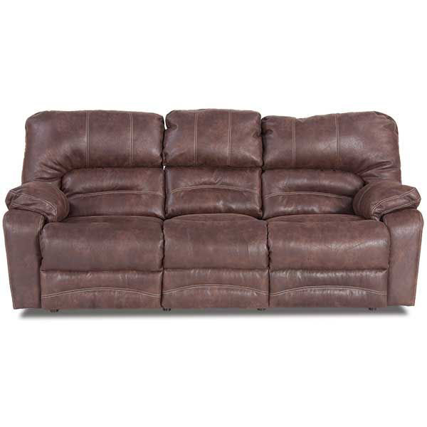 Picture of Legacy Power Reclining Sofa with Table and Lights
