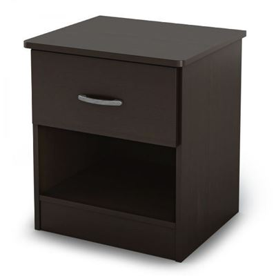 Picture of Libra 1-Drawer Night Stand *D