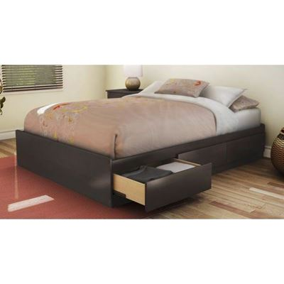 Picture of Step One Full Mates Bed *D