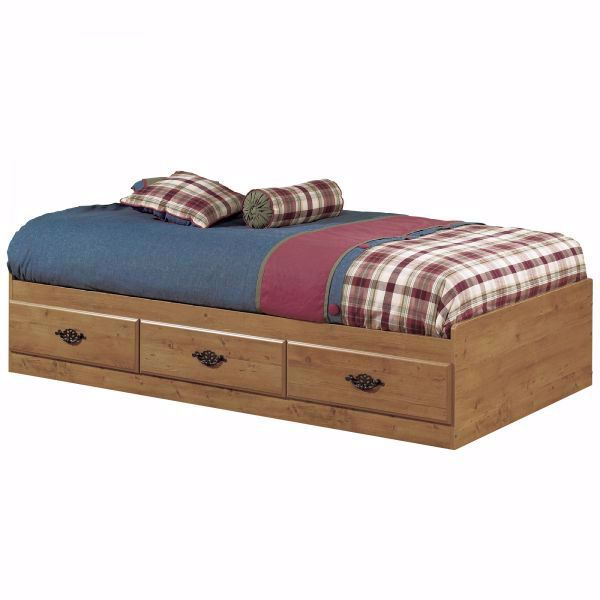 Picture of Prairie Twin Mates Bed *D