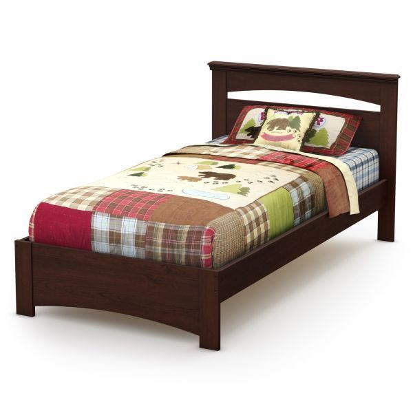 Picture of Sweet Morning Twin Bed Set *D